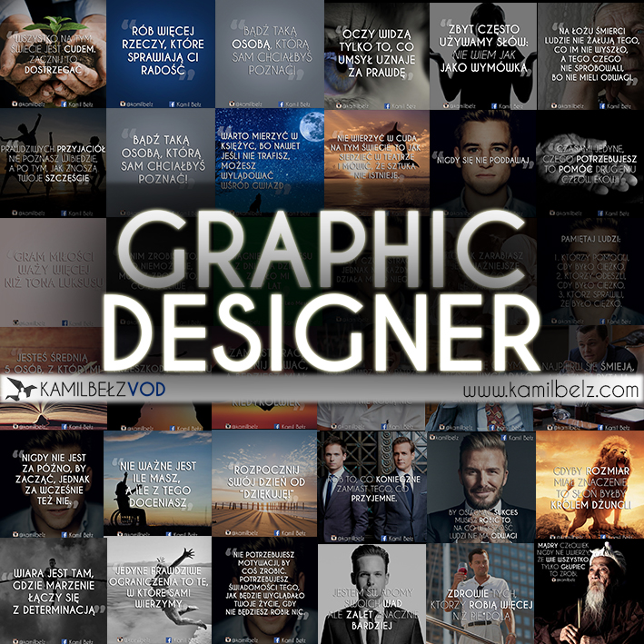 15. Graphic designer